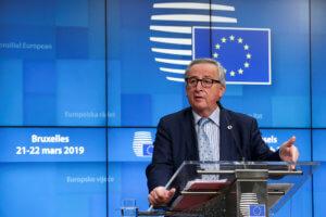 Γιούνκερ: Δεν υπάρχει ισορροπία στις εμπορικές σχέσεις Κίνας – ΕΕ