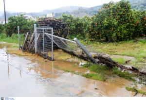 Χανιά: Νέα προβλήματα από την κακοκαιρία – Το χρονοδιάγραμμα για την αποκατάσταση των ζημιών