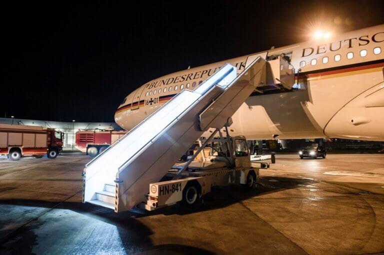 Τι έχουν τα έρμα και χαλάνε; Νέα βλάβη σε αεροσκάφος της γερμανικής κυβέρνησης