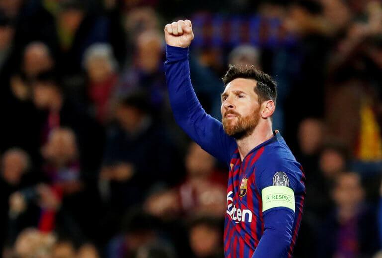 Lionel Messi: Δεν ξέχασε τον Κασίγιας μετά το Μπαρτσελόνα – Λίβερπουλ [pic]