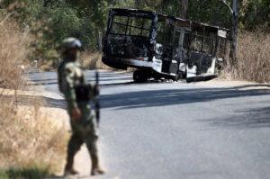 Μεξικό: Νεκροί 25 μετανάστες μετά από φοβερό τροχαίο