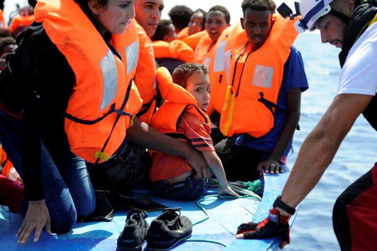 Λιβύη: Δεκάδες μετανάστες αγνοούνται στα κύματα της Μεσογείου