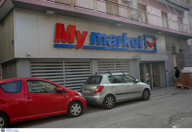 Επίθεση σε κατάστημα My market στον Βύρωνα! | Newsit.gr