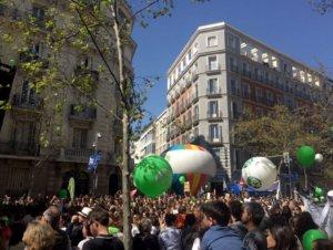 Μαδρίτη: Χιλιάδες Ισπανοί στους δρόμους για να απαγορευτούν οι αμβλώσεις!