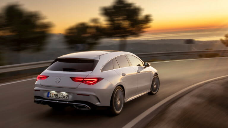 Παρουσιάστηκε η νέα Mercedes-Benz CLA Shooting Brake [vid] | Newsit.gr