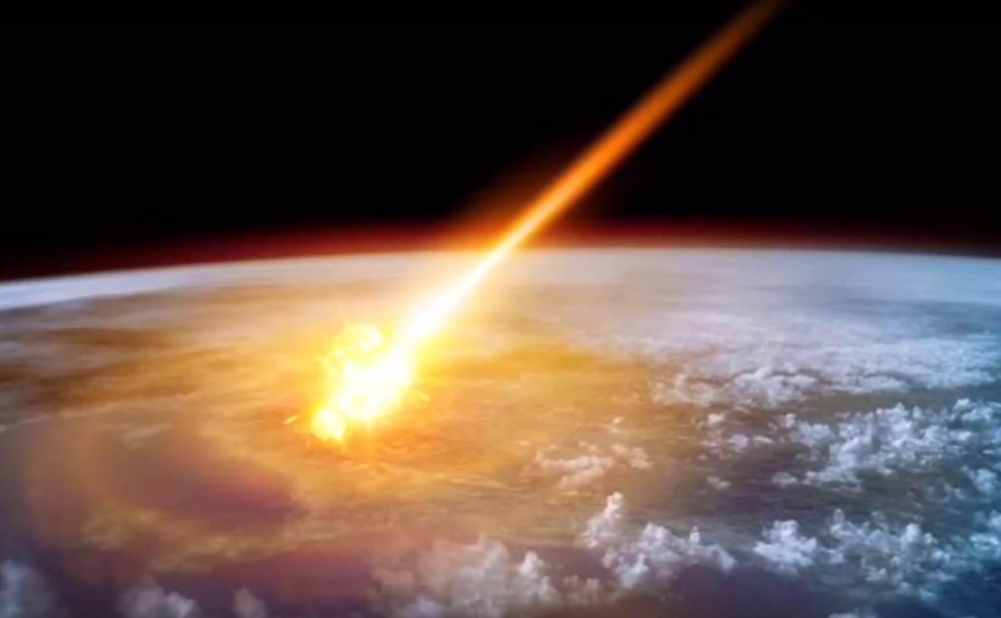 Σούπερ - μετεωρίτης προκάλεσε γιγάντια έκρηξη ισοδύναμη με 10 βόμβες της Χιροσίμα! - video