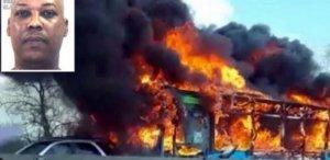 Μιλάνο: Έλυσε τη σιωπή του ο οδηγός που έβαλε φωτιά στο σχολικό λεωφορείο! video