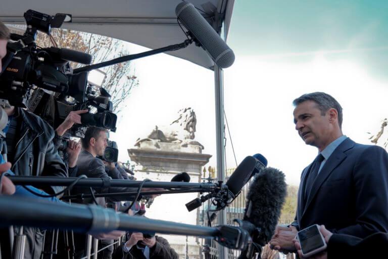 """Ευρωεκλογές 2019: Μητσοτάκης – """"Ψηφίζουμε για μια ισχυρή Ελλάδα, σε μια ισχυρή Ευρώπη"""""""