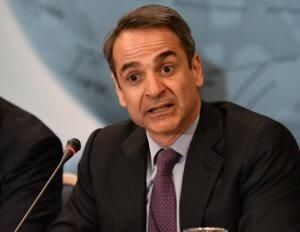 """Εκλογές 2019 – Μητσοτάκης: """"Ο ΣΥΡΙΖΑ πέφτει, αλλά δυστυχώς αφήνει τη Συμφωνία των Πρεσπών""""!"""
