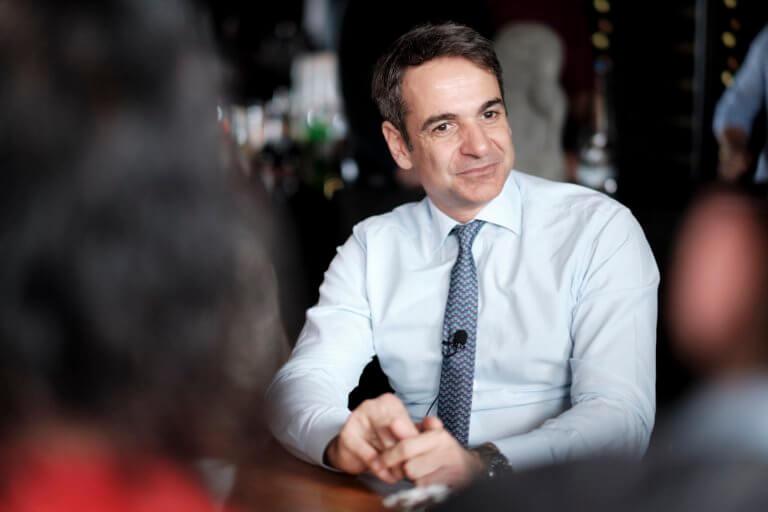 Μητσοτάκης: Η Ελλάδα θα αποτελέσει θετική έκπληξη τα επόμενα 2 – 3 χρόνια