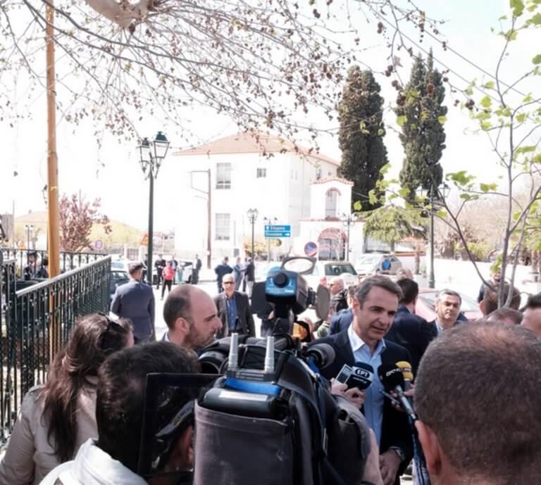 Εκλογές 2019: Μητσοτάκης – Σέρρες: Έρχεται η μεγάλη πολιτική αλλαγή για την Ελλάδα!