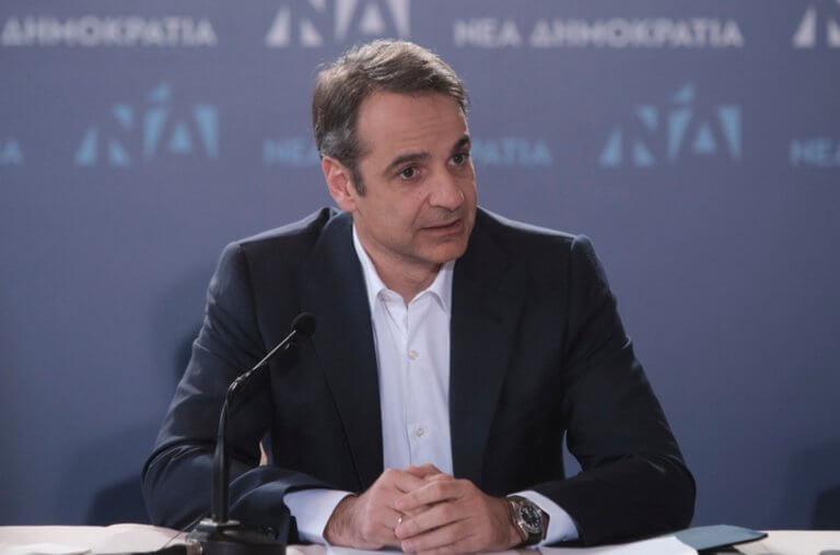 """Γιατί ο Μητσοτάκης """"ξορκίζει"""" την… χαλαρή ψήφο σε αυτοδιοικητικές και ευρωεκλογές"""
