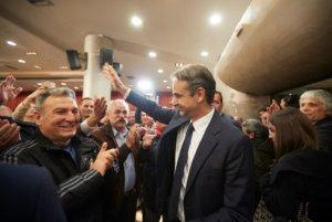 Ευρωεκλογές 2019: Δεν υπάρχει χαλαρή ψήφος, διαμήνυσε ο Μητσοτάκης από τη Θράκη!