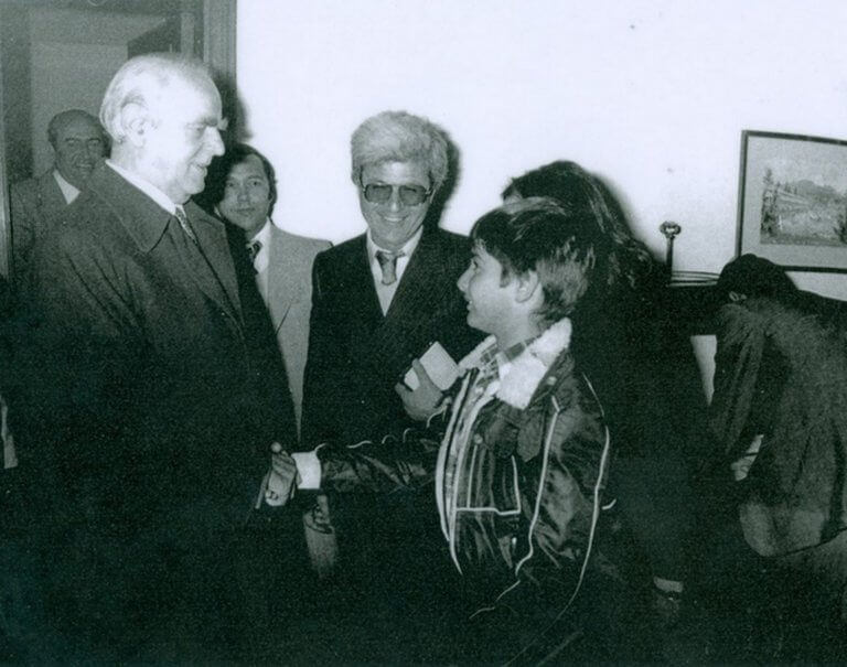 Μητσοτάκης: Πόσταρε απίστευτη φωτογραφία του με τον Κων/νο Καραμανλή και μία ρήση του Εθνάρχη!   Newsit.gr