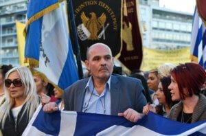 """Μιχελογιαννάκης: Μπράβο πρόεδρε που είπες να ακουστεί το """"Μακεδονία ξακουστή""""!"""