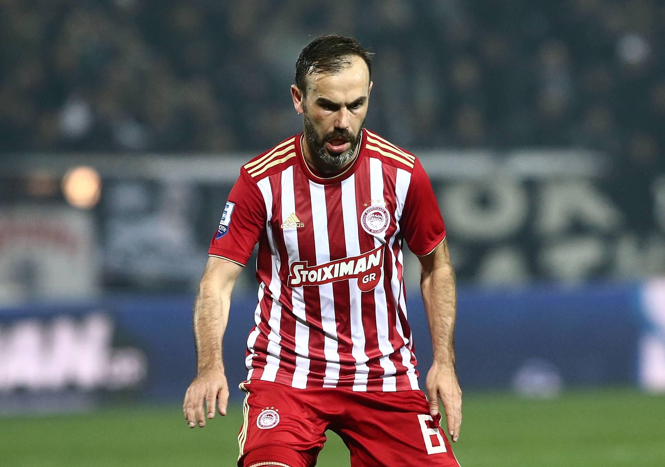 """Ολυμπιακός – Νάτχο: """"Μου αρέσει ο σύλλογος, αλλά θέλω να παίζω κιόλας"""""""