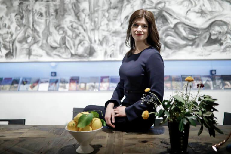 Νοτοπούλου: «Ξεκινάμε με σκέψη και με λόγο γυναίκας» | Newsit.gr