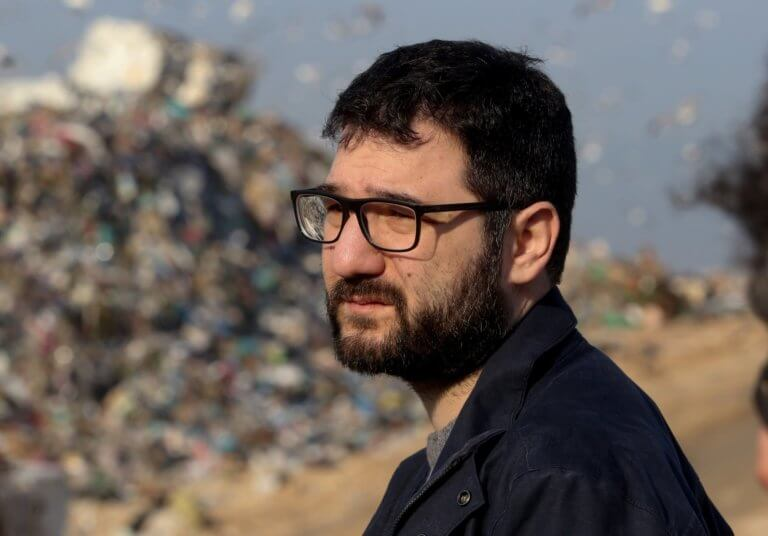 Νάσος Ηλιόπουλος: Θυμώνω με την εικόνες εγκατάλειψης σε διάφορες γωνιές της Αθήνας!