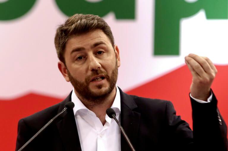 Ευρωεκλογές 2019: Υποψήφιος ξανά με το ΚΙΝΑΛ ο Νίκος Ανδρουλάκης