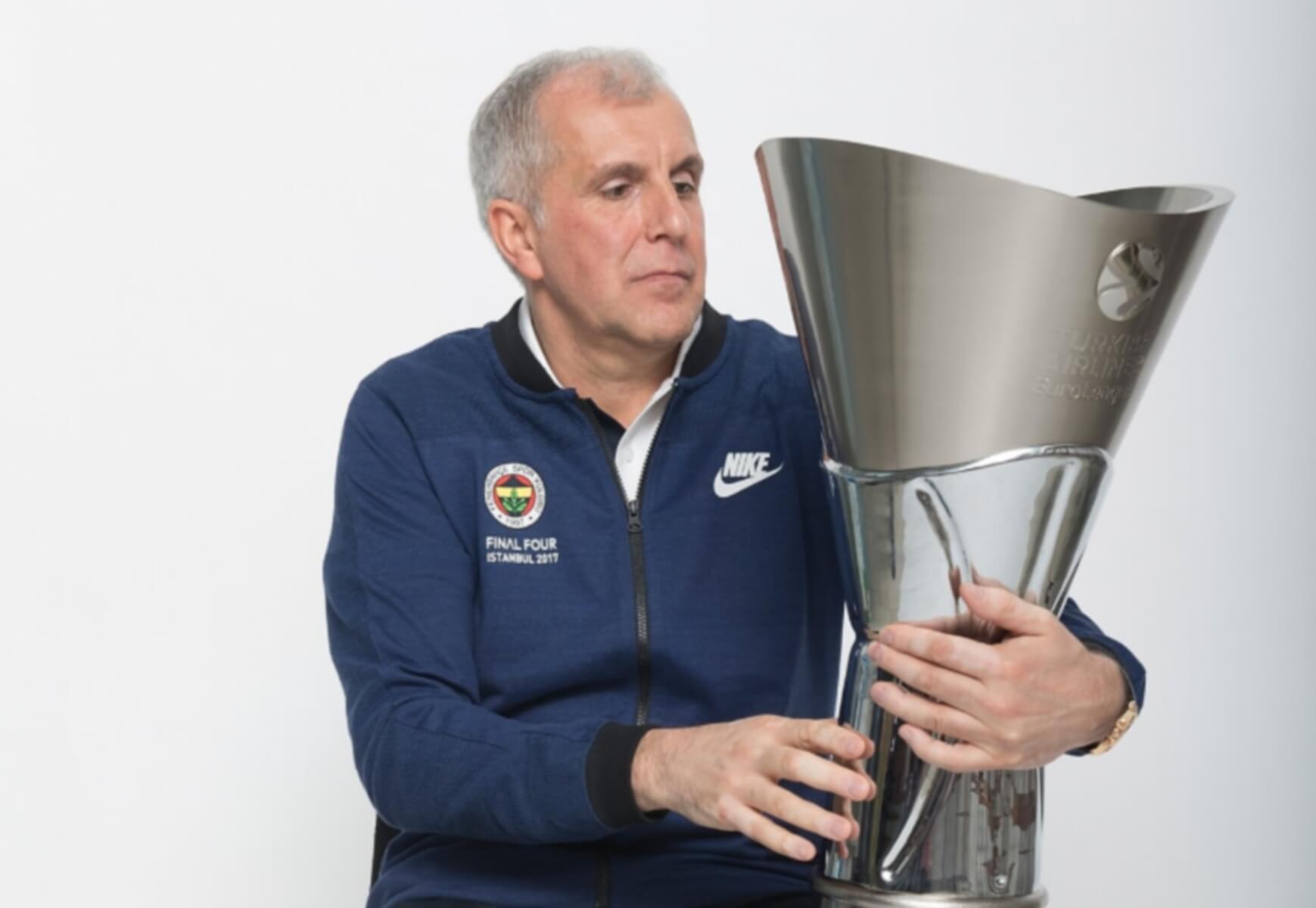 Euroleague: Ο Ομπράντοβιτς πρόεδρος της Ένωσης προπονητών!