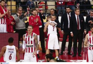 Μπούντουτσνοστ – Ολυμπιακός: Με 13 παίκτες στο Μαυροβούνιο