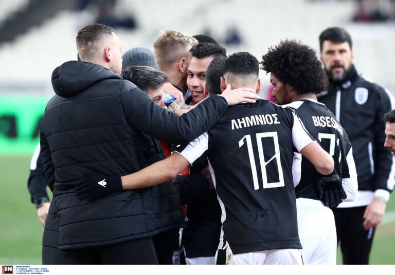 Παναθηναϊκός – ΠΑΟΚ: «Αγκάλιασε» το αήττητο πρωτάθλημα! «Σβηστό» πέρασμα από το ΟΑΚΑ | Newsit.gr