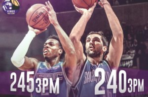 NBA: Ο Χιλντ ξεπέρασε τον Στογιάκοβιτς! video