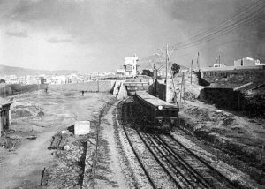 Το τραμ Αθηνών – Φαλήρου και τα ανθρακομόρια
