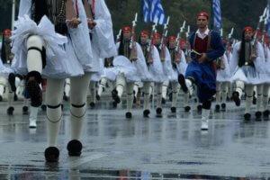 """25η Μαρτίου: Δρακόντεια μέτρα ασφαλείας στις παρελάσεις – Θα ακουστεί """"Μακεδονία Ξακουστή"""";"""