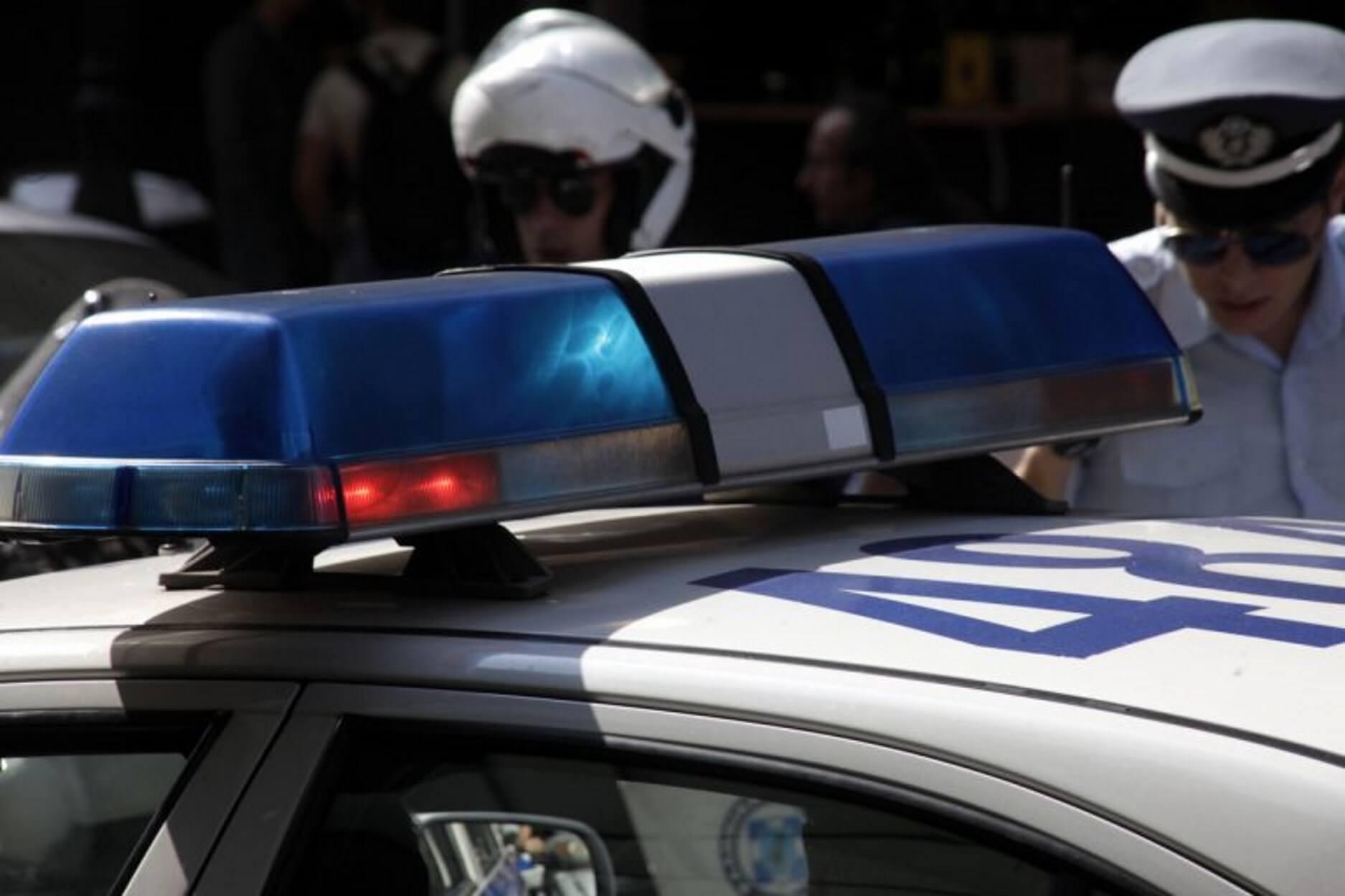 Συναγερμός στο Χαλάνδρι – Βρήκαν χειροβομβίδα στο προαύλιο του ρωσικού προξενείου