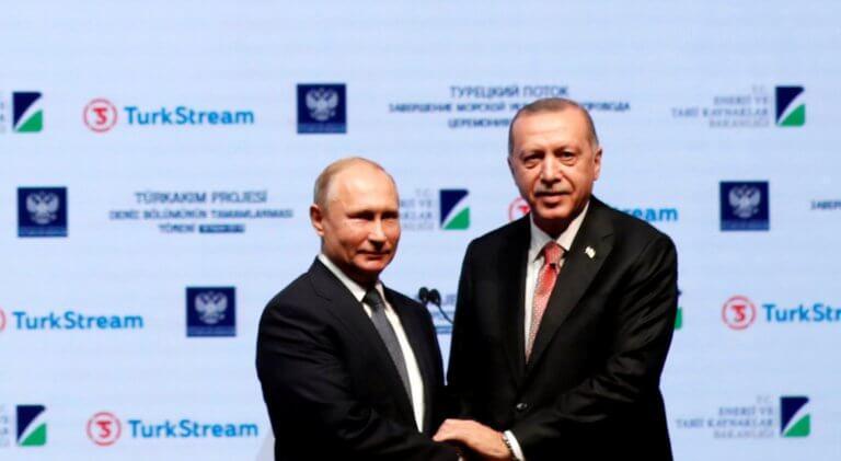 Ερντογάν: Πηγαίνει στον Πούτιν – 3η φορά από τις αρχές του 2019!