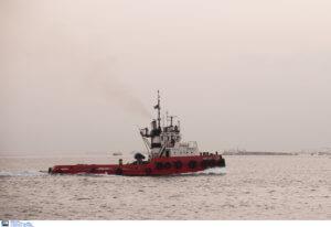 Άνδρος: Αποκολλήθηκε το δεξαμενόπλοιο που είχε προσαράξει σε αβαθή