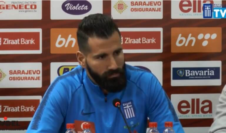 Βοσνία – Ελλάδα: «Έχουμε αντιμετωπίσει και πιο καλούς παίκτες από τον Τζέκο»