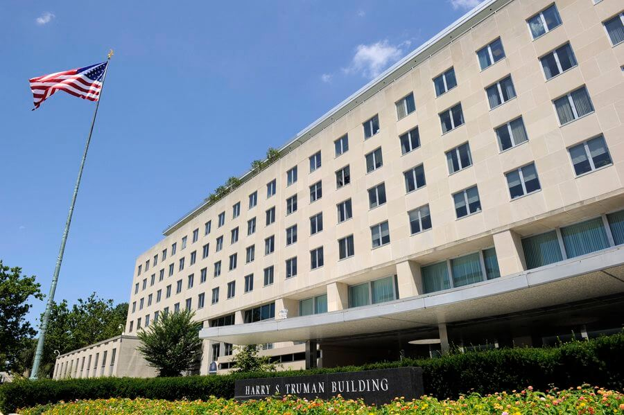 ΗΠΑ - Ταξιδιωτική οδηγία για Τουρκία