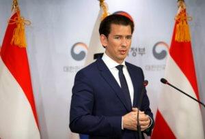 Αυστρία – δημοσκοπήσεις: Σαρώνουν ο δεξιός καγκελάριος Κουρτς και το Λαϊκό κόμμα του!