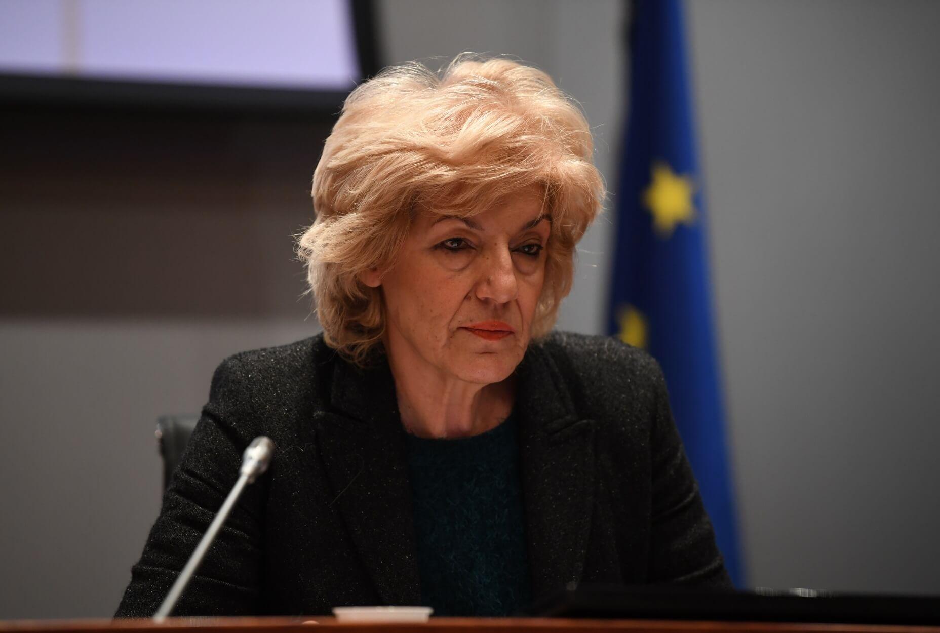 Αναγνωστοπούλου: Υπέγραψε συμφωνία διάνοιξης συνοριακού αυτοκινητόδρομου με τη Βόρεια Μακεδονία