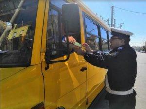 Σαφάρι της Τροχαίας Αττικής – Αιφνιδιαστικοί έλεγχοι σε σχολικά λεωφορεία!