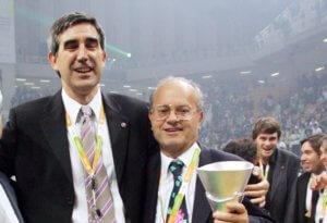 Θανάσης Γιαννακόπουλος: Ενός λεπτού σιγή σε Euroleague και Eurocup