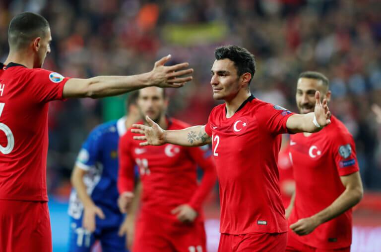 Euro 2020: Ευκολάκι! Ακάθεκτη η Τουρκία με «τεσσάρα» – video