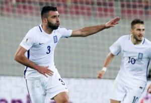 Εθνική Ελλάδας – Τζαβέλλας: «Σε ματς όπως με τη Βοσνία γίνεσαι… άντρας»
