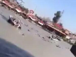 Τραγωδία στο Ιράκ: Πλοίο βυθίστηκε στον ποταμό Τίγρη – Φόβοι για 40 νεκρούς