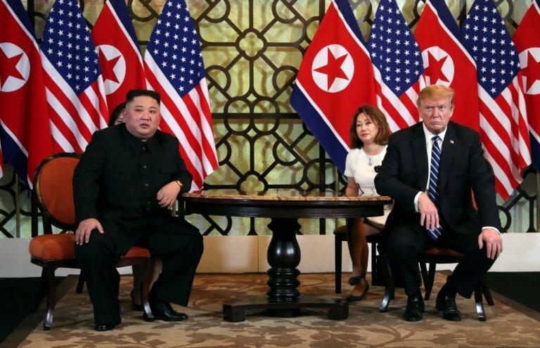 Τραμπ: Παίρνει πίσω κυρώσεις που είχε επιβάλει στη Βόρεια Κορέα
