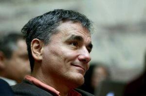"""""""Τρολάρει"""" τον πρώην πρωθυπουργό Κώστα Σημίτη ο Ευκλείδης Τσακαλώτος"""