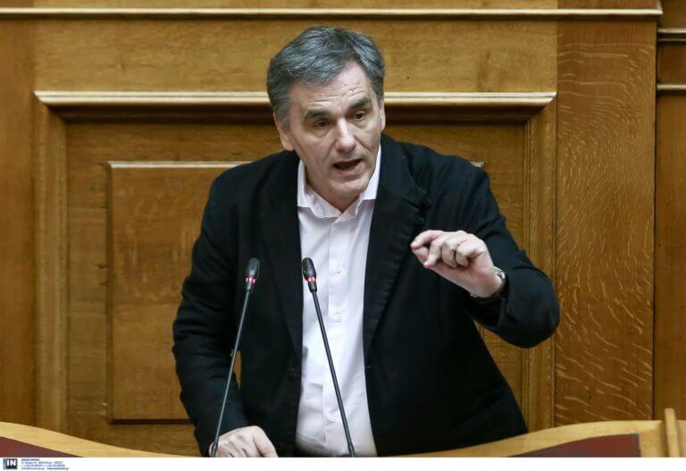 Τσακαλώτος – ΚΕ ΣΥΡΙΖΑ: Βγαίνουμε στις αγορές – Πότε θέλει εκλογές