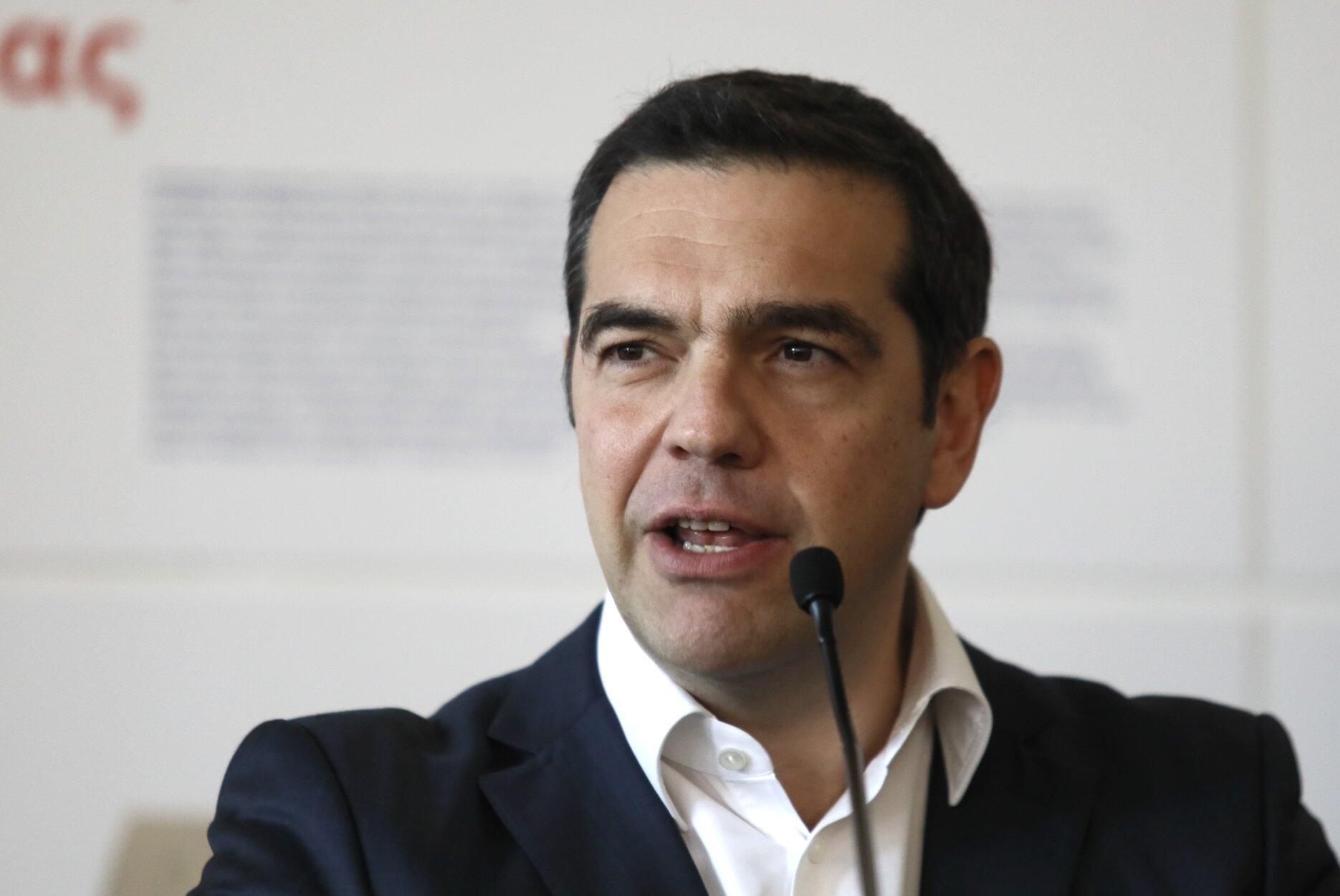 Τσίπρας: Οι διακρίσεις των Ελλήνων αθλητών δείχνουν το υψηλό μας επίπεδο