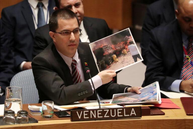 Επιβεβαίωση ΥΠΑ για το αεροσκάφος από τη Βενεζουέλα: Επιβάτης του ο Υπουργός Εξωτερικών του Μαδούρο | Newsit.gr