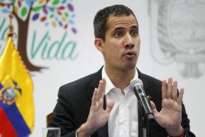 Γκουαϊδό: Επιστρέφω στην Βενεζουέλα