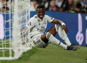 Ρεάλ Μαδρίτης: Χάνει τη σεζόν ο Βινίσιους!