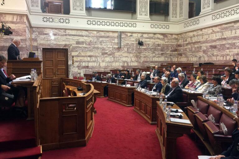 """Θύελλα για την δήλωση βουλευτή του ΣΥΡΙΖΑ περί """"έντιμου συμβιβασμού"""" με την Τουρκία"""