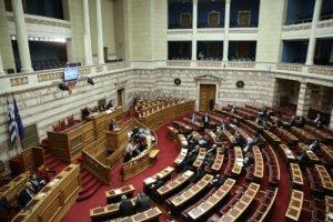 Αλαλούμ στη Βουλή με το νομοσχέδιο για τον αιγιαλό